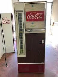 Soda Pop Vending Machine Extraordinary VENDO VINTAGE COKE Soda Pop Vending Machine Late 48s 4848
