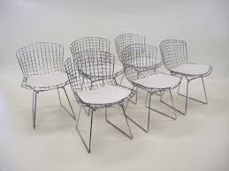 wire furniture. Bertoia Wire Side Chair Furniture