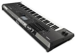 yamaha motif xf8. unlike the xs, for which sample ram was an optional extra, xf ships with 128mb dimm memory pre\u2011installed, so users can get straight into sampling right yamaha motif xf8