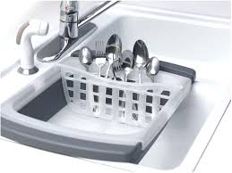 Sink Protector Rack Durable Coated Over The Sink Rack By Progressive By Progressive Collapsible Over 85