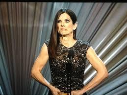 Sandra Bullock doing her Hector Salamanca impression : breakingbad