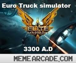 This is what i do best in Elite Dangerous - Meme Arcade via Relatably.com