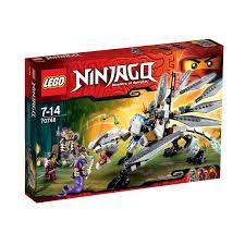 LEGO Ninjago 70748 – Rồng thần Titan