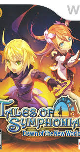 Tales Of Symphonia Dawn Of The New World Video Game 2008