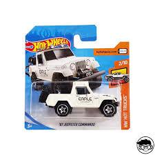 ᐅ Hot Wheels ´67 Jeepster Commando »【 HW Hot Trucks 84/250 2019 ...