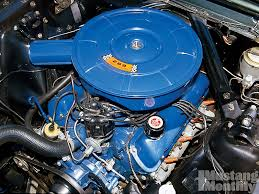 similiar mustang 289 engine keywords mump 0308 08 correct mustang engine paint color high performance 289