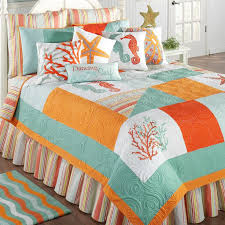 21 best bedroom ideas images on coastal bedding pertaining to modern household beach quilt bedding sets remodel
