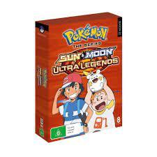 Pokemon The Series - Season 22 (Sun & Moon Ultra Legends)
