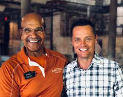 """Lee Cruse on Twitter: """"I had such a good time today at @BuffaloTrace I'm  hanging with Freddie Johnson the star of the outstanding documentary on  @hulu called Neat. It is so well"""