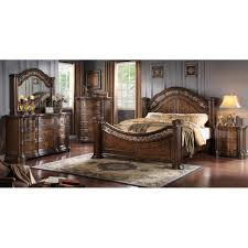 Levitz Bedroom Furniture Four Poster Bedroom Sets Youll Love Wayfair