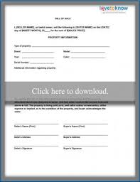what is a bill of sale bill of sale templates lovetoknow