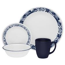 Patterned Dinnerware Sets Simple Inspiration Ideas