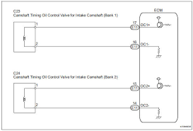 toyota sienna service manual camshaft position a actuator wiring diagram