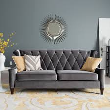 beautiful living room furniture inspiration with grey fabric two light french gray paint color
