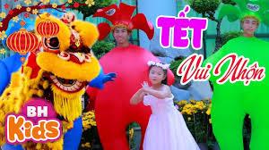 Nhạc Xuân Bé Đón Tết Sang ♫ Đỏ Thắm Bao Lì Xì | Nhạc Tết Thiếu Nhi Hay Nhất  2020 - YouTube