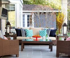 Outdoor Patio Pillows How to Mix & Match Lamps Plus