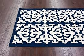awesome navy blue area rug 8