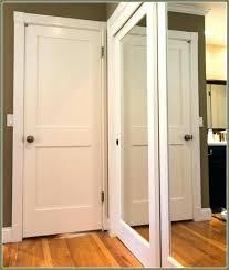 bifold closet doors installing
