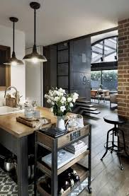 Image Industrial Chic Industrial Home Decor Ideas For Kitchens Homebnc 36 Best Industrial Home Decor Ideas And Designs For 2019