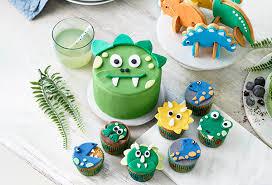 Prehistoric Party Dinosaur Birthday Cake Food Heaven