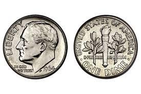 Detailed Rare Dimes Value 2019