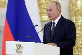 Check spelling or type a new query. Vladimir Putin Nominated For Nobel Peace Prize