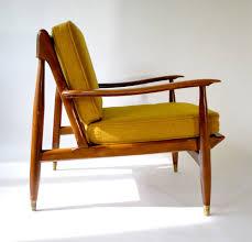 Pair Mid Century Danish Modern Lounge Chairs SOLD Vintage Modern