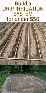 Trickle Irrigation Systems Design Need A Drip Irrigation System In Your Vegetable Garden