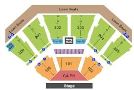21 Unique Starplex Pavilion Seating Chart