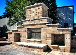 precast outdoor fireplaces precast concrete outdoor fireplace best outdoor wood burning outdoor wood burning fireplace kits