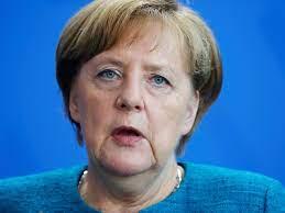 Angela Merkel kondigt haar vertrek aan ...