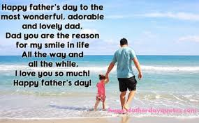Fathers Day Quotes From Daughter New Happy Father's Day 48 Quotes From Daughter Happyfatherdayquotes