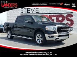 Pre-Owned 2019 Ram 1500 Big Horn/Lone Star Crew Cab Pickup in Little ...