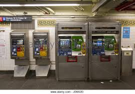 Metrocard Vending Machine Locations Interesting Metrocard Vending Machine Stock Photos Metrocard Vending Machine