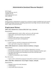 Template Resumes Office Assistant Corol Lyfeline Co Resume