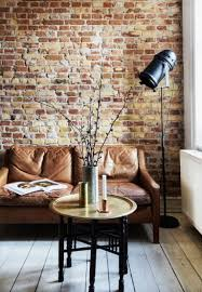 dazzling new york industrial loft with exposed brick walls industrial loft dazzling new york inspired
