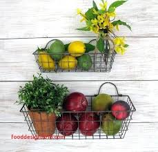 hanging wire fruit basket kitchen lovely the best ideas on wall s98