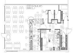 Restaurant Kitchen Floor Restaurant Kitchen With Counter Seating Floor Plan Floor Plan