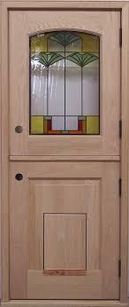 Exterior Doors With Doggie Doors