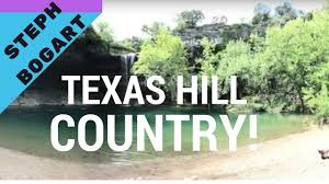 Texas Hill Country Vacation