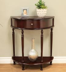 Amazon Frenchi Home Furnishing End Table Side Table Espresso