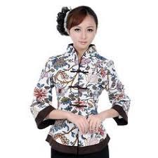 <b>Hot Sale</b> Beige New Summer Shirt Tops Fashion Chinese <b>Women's</b> ...