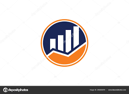 Growth Logo Design Financial Accounting Logo Financial Advisors Logo Design