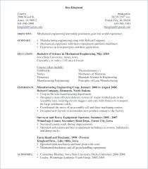 Mechanic Resume Examples Automotive Free Edit With Word Industrial