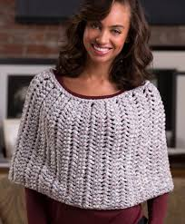 Free Knitted Poncho Patterns Awesome Modern Poncho Knitting Patterns In The Loop Knitting