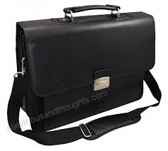 kenneth cole reaction flap py gil more genuine leather double gusset portfolio black