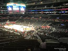 Staples Center Premier Seating Chart Staples Center Premier Level Where Is The Columbus Zoo
