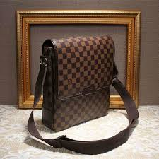 whole 1 1 quality lv men bag real leather wallet louis vuitton laptop bag 16