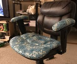 reupholster office chair. Reupholster Office Chair E