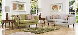 Fabric sofas and chairs at Cousins Furniture